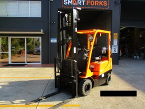 Hyster LPG 1.8T Forklift