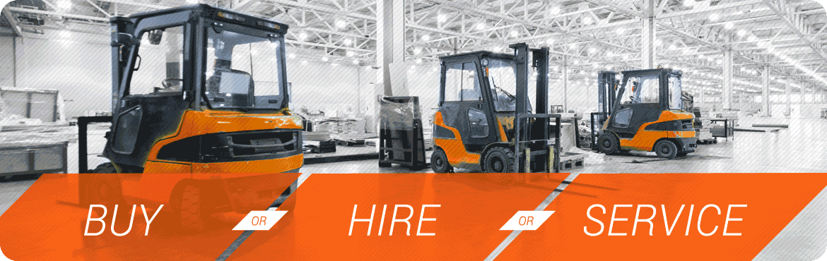 Forklift Buy Hire Service