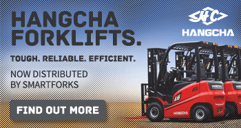 Hangcha Forklifts from SmartForks